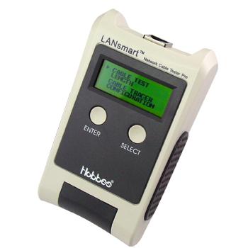 Lantest Pro Network Cable Tester With Tone Generator