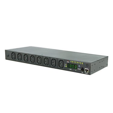 kWh PDU 16Amp 230V Power Distribution Unit (2011IEC)